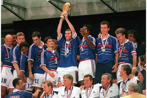 فرنسا 98