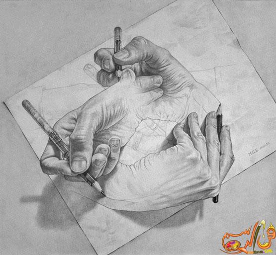 رسم-ثلاثي-الابعاد-بالرصاص (4)