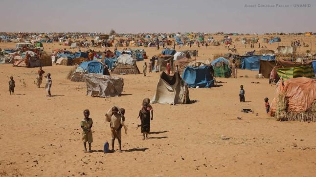 معسكرات-النازحين-دارفور