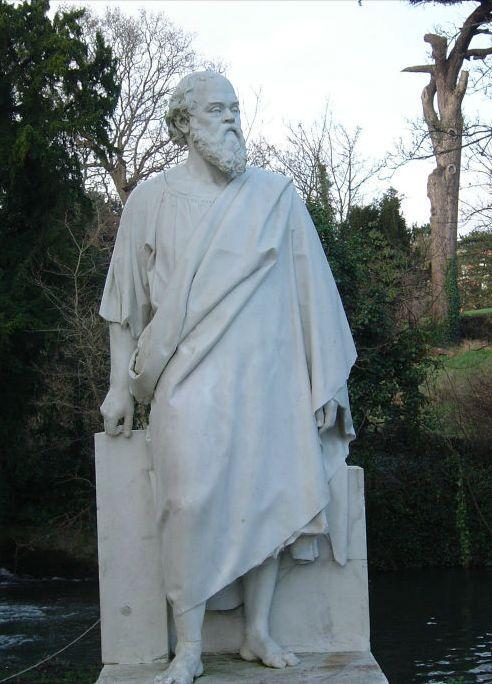 SOCRATES_stone_statue_carving