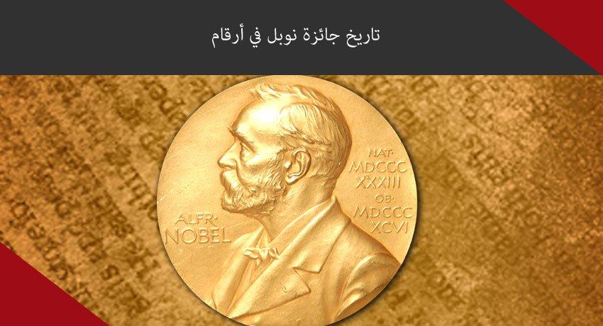 نوبل في أرقام
